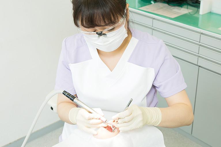 かかりつけの歯科医を持つメリット