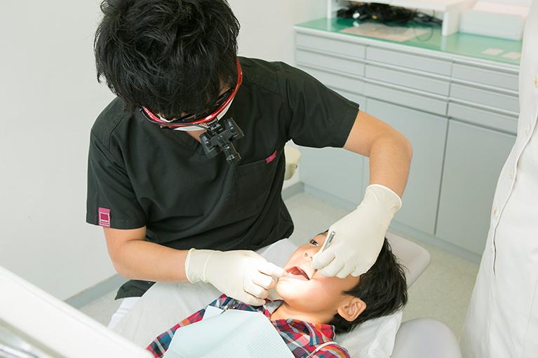 精密で信頼のおける予防歯科